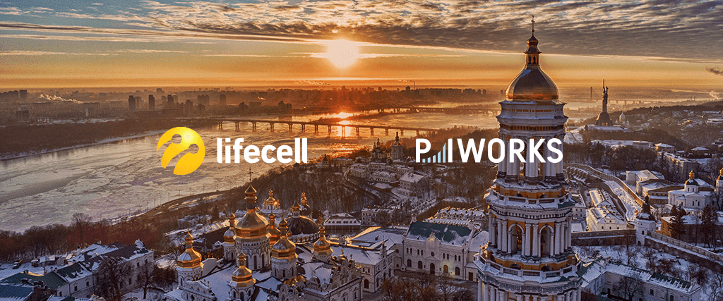 lifecell Ukraine selects P.I. Works Performance Management for End to End Network Quality Assurance