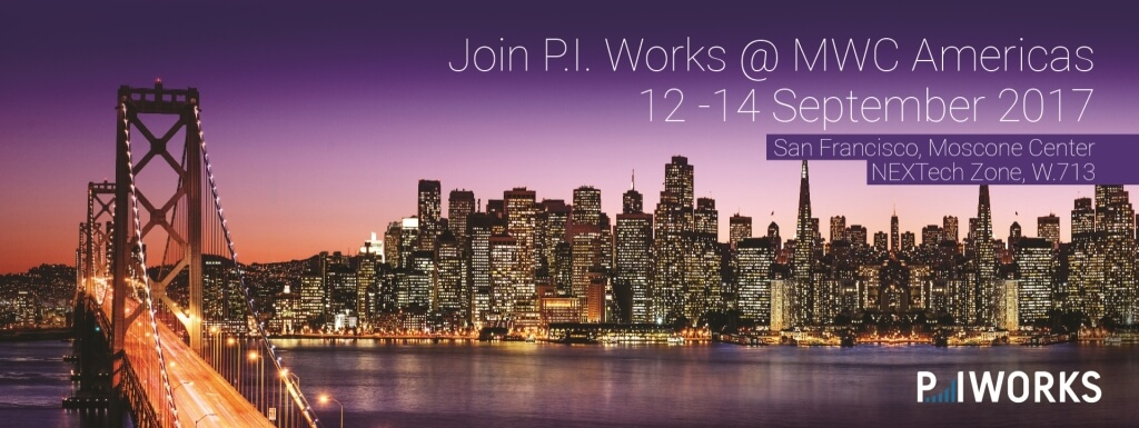 P.I. Works at MWC Americas with Solutions that Drive Mobile Network Evolution