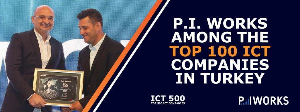 P.I. Works Listed Among the Top 100 ICT Companies in Turkey