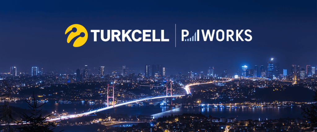 P.I. Works Geolocation is Selected by Turkcell to Drive Customer Centric Network Management