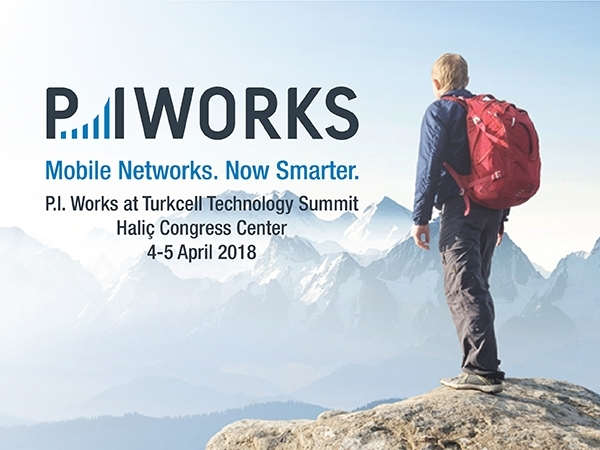 P.I. Works is Exhibiting at Turkcell Technology Summit
